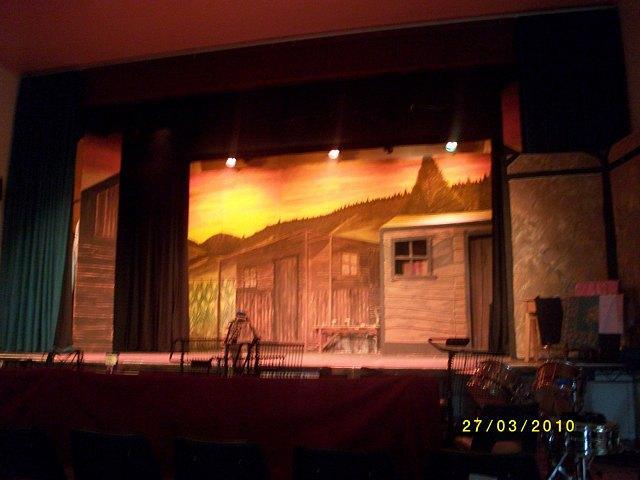 Hilltop Theatre Company R A S Art